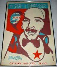 """Spirit of Independence,"" Domingo Garcia (PR, NY), 1976"