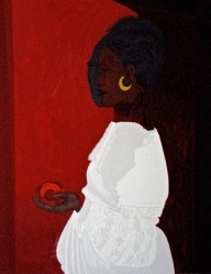 """The White Dress,"" Gwendolyn Knight (Barbados, Seattle)"